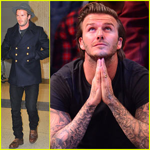 David Beckham: 'Class of '92' Documentary Sets Release Date!