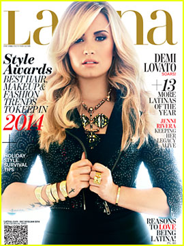 Demi Lovato to 'Latina': 'My Instinct is to Have Babies Early!'
