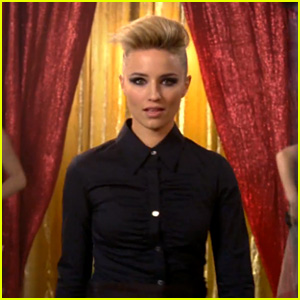 Dianna Agron: The Killers' 'Just Another Girl' Video - Watch Now!