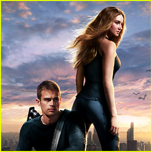 'Divergent' Trailer: Watch Shailene Woodley & Theo James Now!