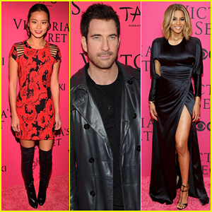Jamie Chung & Dylan McDermott - Victoria's Secret Fashion Show After Party 2013