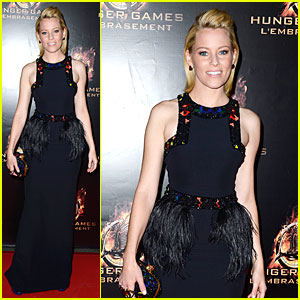 Elizabeth Banks: Really Important 'Catching Fire' Questions (Exclusive!)