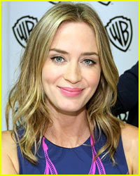 Emily Blunt Shows Off Pregnant Bikini Body on Vacation