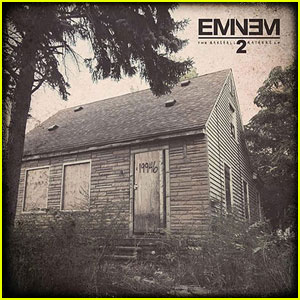 Eminem: 'The Marshall Mathers LP 2' Full Album iTunes Stream!