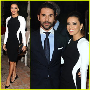 Eva Longoria Steps Out with New Boyfriend Jose Antonio Baston