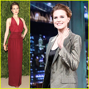 Evan Rachel Wood: CFDA Fashion Celebration After 'Fallon'!