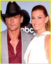 Tim McGraw & Faith Hill: Not Getting Divorced!