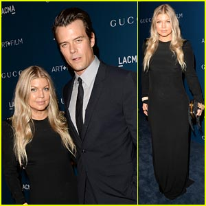 Fergie & Josh Duhamel - LACMA Art & Film Gala 2013