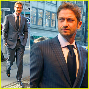 Gerard Butler: From WeHo To NYC!