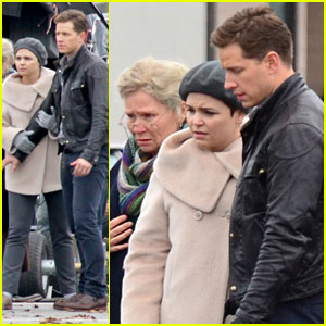 Ginnifer Goodwin: The Ariel 'OUAT' Episode Was One of My Favorites!