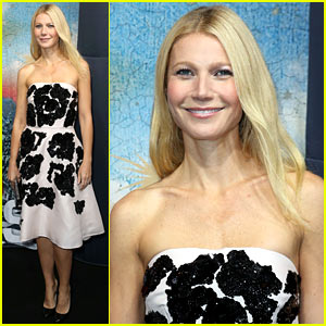 Gwyneth Paltrow: Printemps Christmas Decorations Inauguration