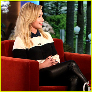 Hayden Panettiere Got a Bikini Wax During Pre-'Ellen' Interview!