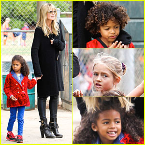 Heidi Klum: Worldwide Orphans Has an Amazing Mission!