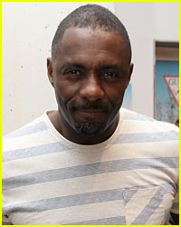 Idris Elba: Hospitalized for Asthma Attack