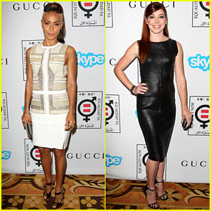 Jada Pinkett Smith & Alyson Hannigan: Make Equality Reality!