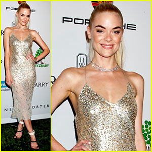 Jaime King: Baby2Baby Gala as New Mama to James!