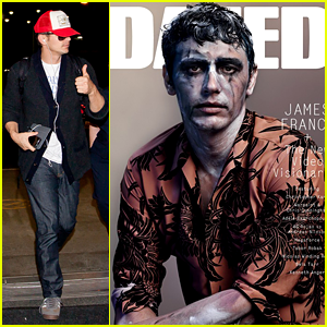 James Franco: 'Dazed & Confused's Video Visionary
