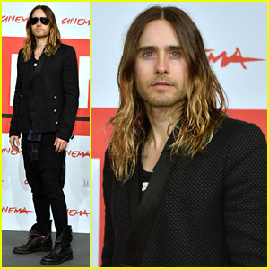 Jared Leto: 'Dallas Buyers Club' Rome Photo Call