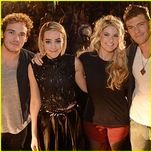 Jena Malone & Sam Claflin Continue 'Hunger Games' Victory Tour