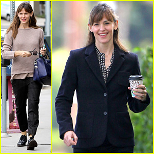 Jennifer Garner: 'Dallas Buyers Club' Reminded Me I Love My Job!