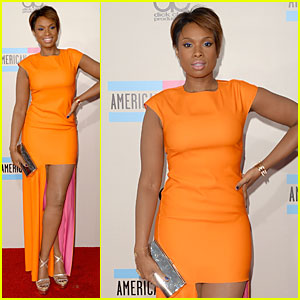 Jennifer Hudson - AMAs 2013 Red Carpet