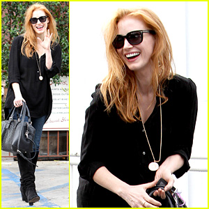 Jessica Chastain: 'Scripted Content' Film for 'Vogue' - Watch Now!