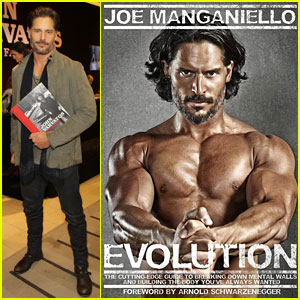 Joe Manganiello Book