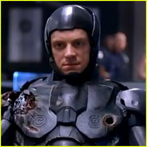 Joel Kinnaman: New 'RoboCop' Trailer - Watch Now!