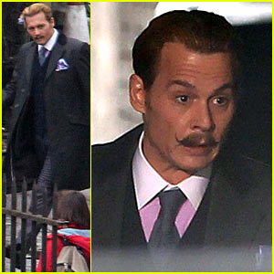 Johnny Depp: 'Mortdecai' Does Great Business at AFM!