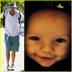 Josh Duhamel Celebrates 41st Birthday With a Round of Golf