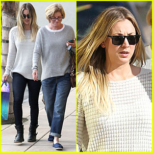 Kaley Cuoco: Don Cuco Lunch After Bachelorette Party!