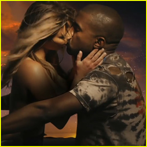 Kanye West: 'Bound 2' Video Premiere Starring Kim Kardashian!