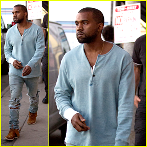 Kanye West Postpones 'Yeezus' Tour Dates Due to Equipment Damage