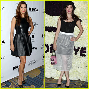 Kate Walsh & Rose McGowan: MOCA Awards 2013