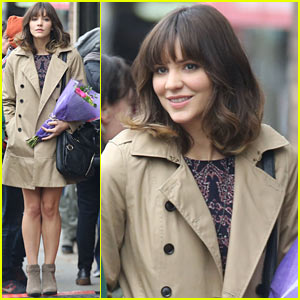 Katharine McPhee Films on Thanksgiving Day for 'In My Dreams'!
