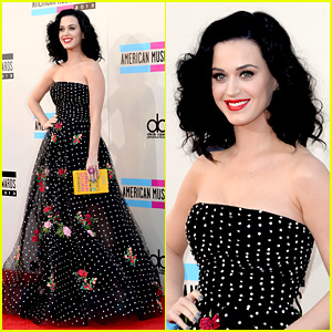 Katy Perry - AMAs 2013 Red Carpet
