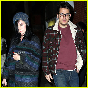 Katy Perry & John Mayer: ABC Kitchen Dinner Date!