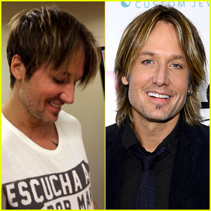 Keith Urban Cuts Off Signature Long Hair – See New \'Do Here! | Keith ...