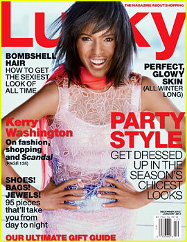 Kerry Washington to 'Lucky': It's a Miracle to Work in Hollywood!