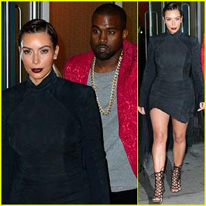 Kim Kardashian U0026 Kanye West Head To Yeezus MSG Concert!