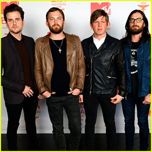 Kings of Leon - MTV EMA 2013 Red Carpet