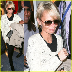 Kristin Chenoweth: 'So Happy to be Home in New York City'!