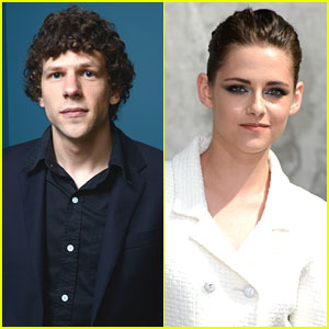 Kristen Stewart & Jesse Eisenberg Reuniting for 'American Ultra'!