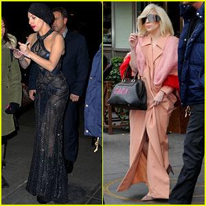 Lady Gaga Open to Threesomes with Boyfriend Taylor Kinney