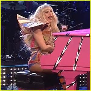Lady Gaga Performs 'Gypsy' on 'Saturday Night Live' (Video)