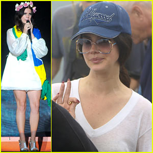 Lana Del Rey: 'Tropico' Teaser Trailer - Watch Now!