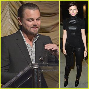 Leonardo DiCaprio & Camilla Belle: 'Rebel Without A Cause' Restoration Premiere!