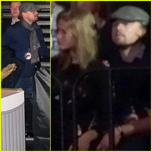 Leonardo DiCaprio & Toni Garrn: Kanye West Concert Couple!