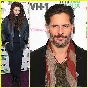 Lorde & Joe Manganiello: You Oughta Know In Concert!