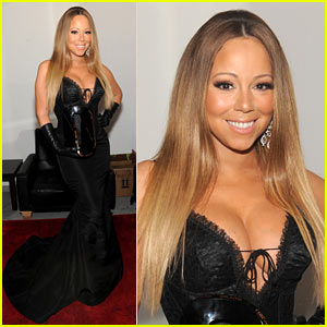 Mariah Carey: Out100 Gala After Negative 'Idol' Comments